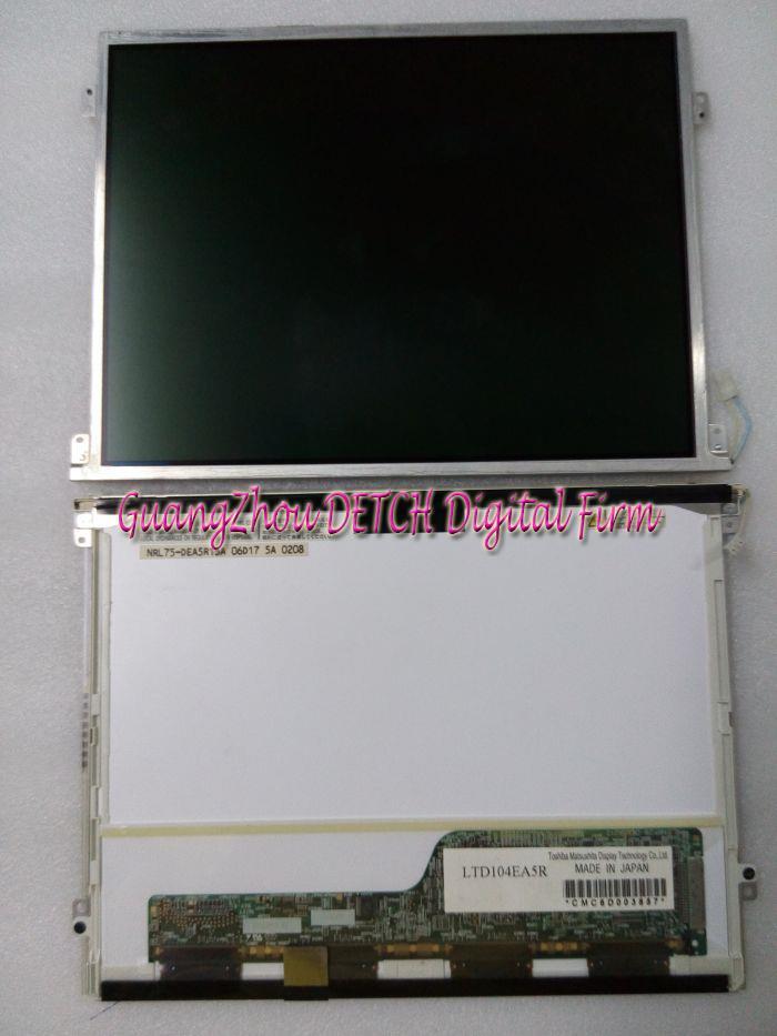 Industrial display LCD screen10.4-inch  LTD104EA5R LCD screen lc171w03 b4k1 lcd display screens