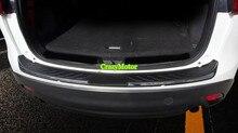 1 шт. АБС-Пластик Внешний задний бампер ног обложка накладка Для Mazda CX-5 2013 2014 2015 2016 аксессуары для автомобилей укладки