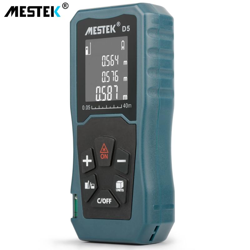 Image 3 - MESTEK Laser Distance Meter 40/60/100m Laser Meter Trena a Laser Range Finder Metro Laser Build Measure Device Ruler Test Tool-in Laser Rangefinders from Tools