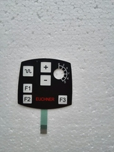 EUCHNER HBA-098404 Membrane Keypad for HMI Panel repair~do it yourself,New & Have in stock