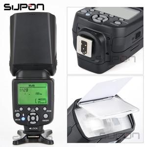 Image 2 - TRIOPO TR 982III TR 982 III 2.4G Wireless GN58 TTL 1/8000 HSS Master Slave Cameras Flash Speedlite for Nikon Canon