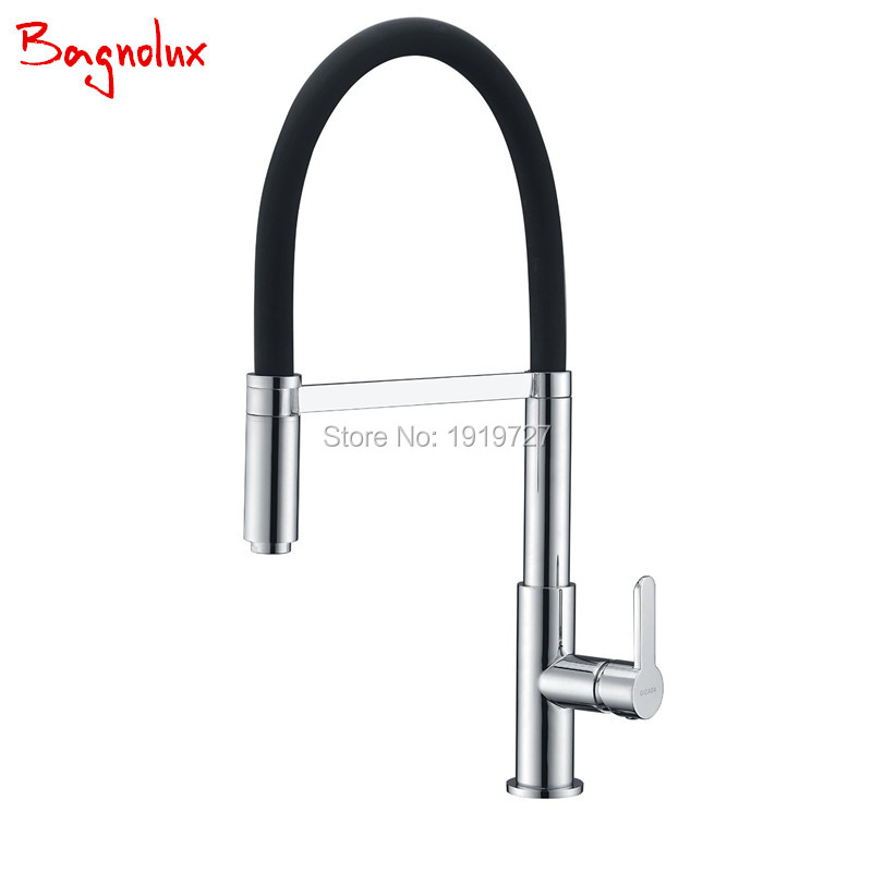 Permalink to Kitchen Sink Faucet Commercial Hot and Cold Kitchen Bar Sink Faucet Pull Down Kitchen Faucet In Brushed Nickel Or Chrome