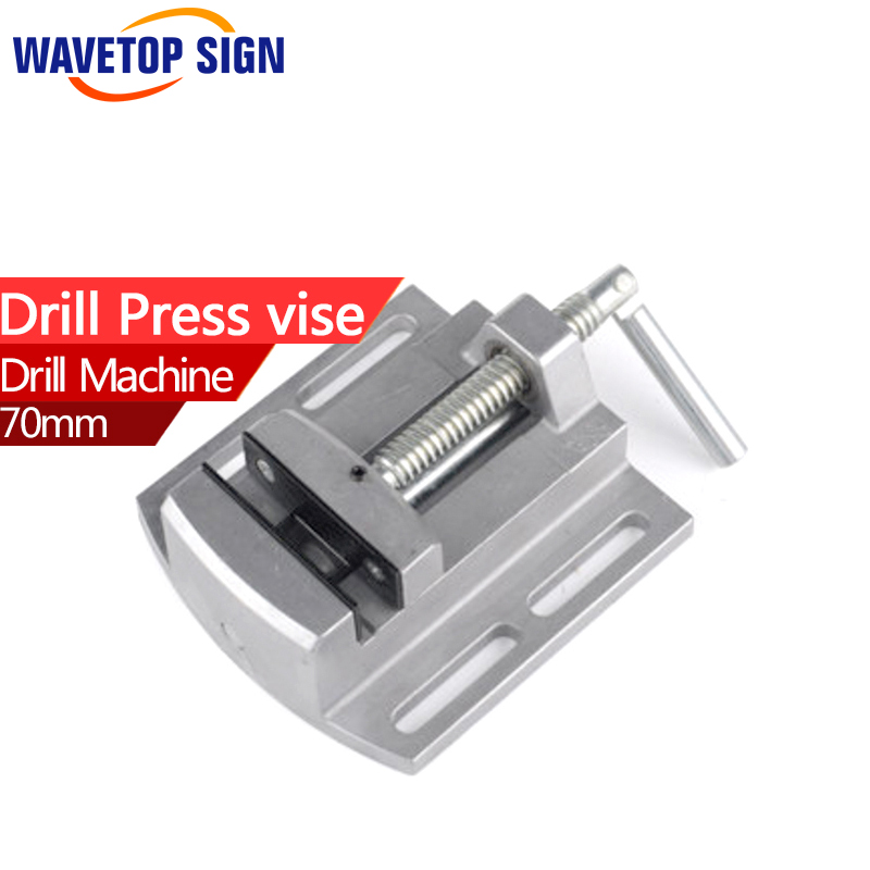 Drill press vise for Drill press stand Aluminium alloy Mini Vice Flat Pliers Mini Bench Clamp repair tools aluminium alloy headset stand holder