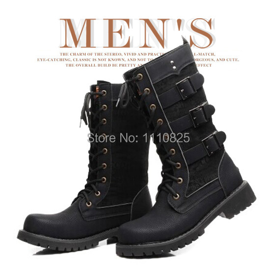 Popular Wide Boots for Men-Buy Cheap Wide Boots for Men lots from ...