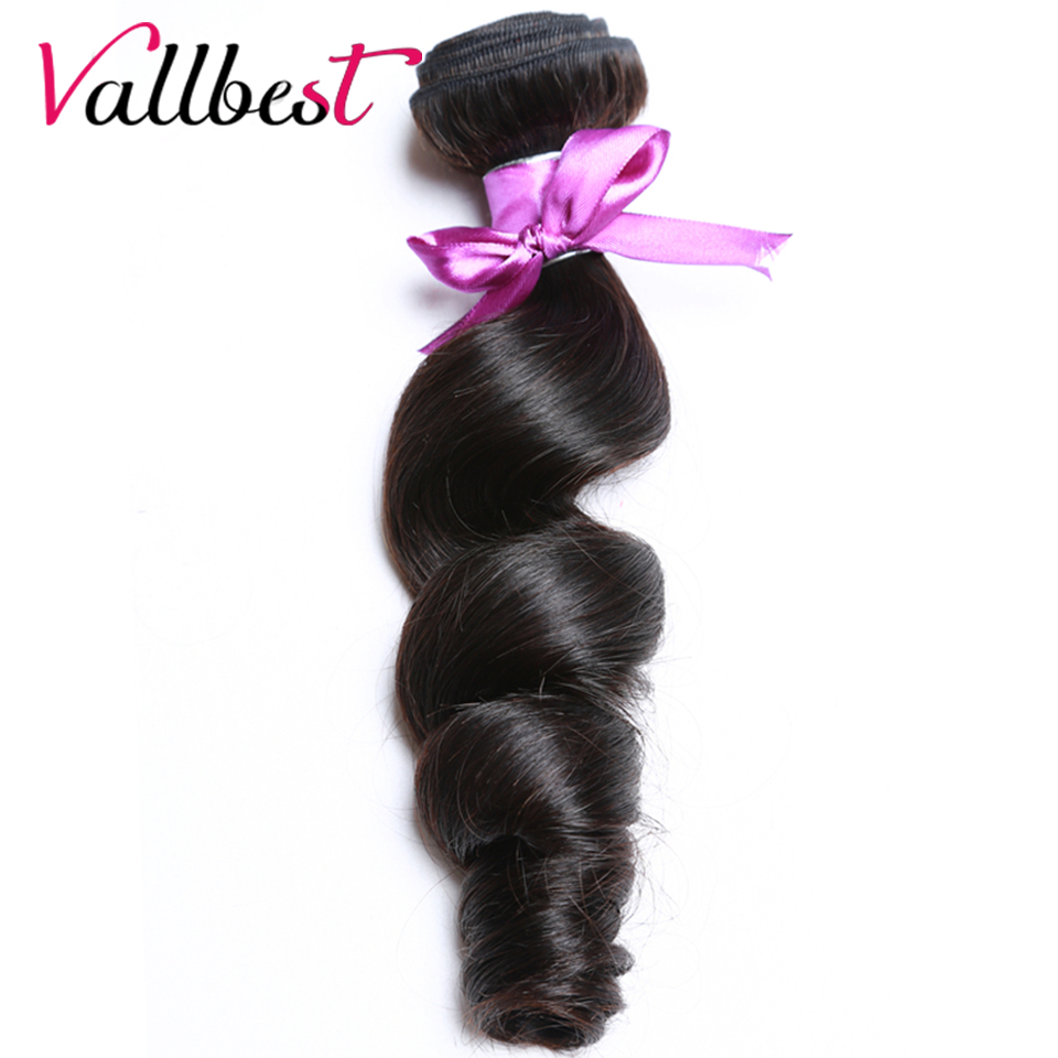 Brazilian Hair Weave Extensions 100% Human Hair Natural Black