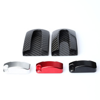 Car Remote Key Case Fob Shell Cover Carbon Fiber For Nissan Altima GTR Juke Maxima Murano Note Quest Frontier / Infiniti etc