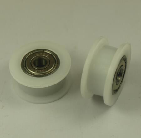3D printer accessoires 10 stks * delrin POM glad type H TIMING RIEM SPANROL H wiel 5/8mm boring REPRAP DIY PRUSA 25*7.8mm