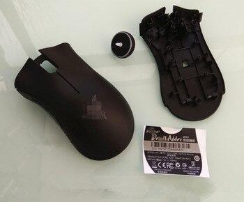 4 in 1 Original mouse top shell+bottom shell+roller+Sticker for Razer