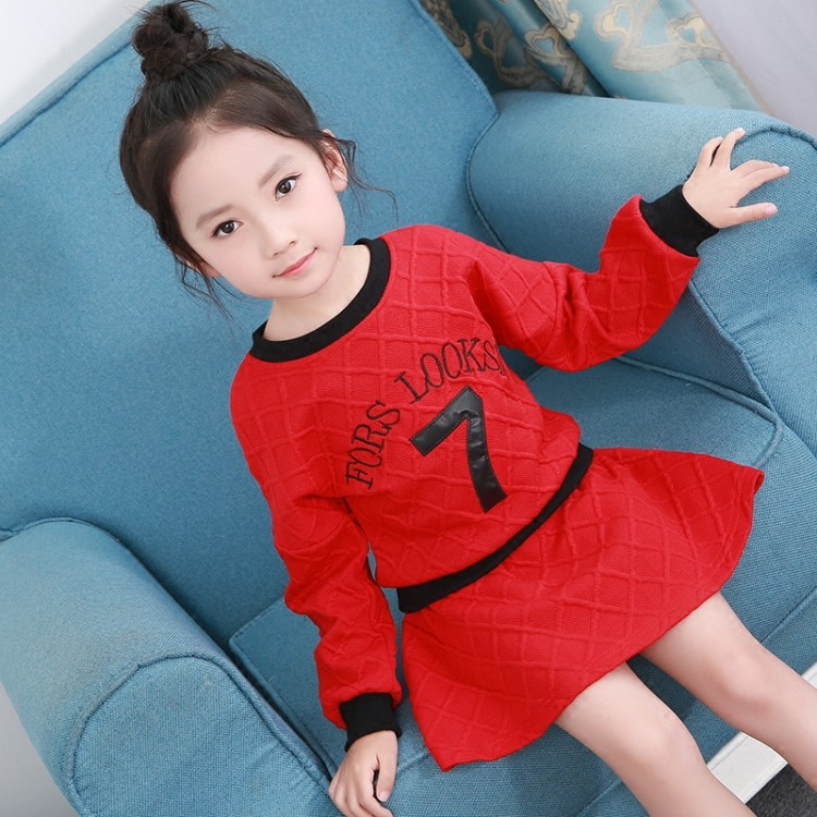 Childrens Clothes Kids Sports Suit Girl Tracksuits Costume Autumn Baby Girl Clothing Sets 6 10 Years Girls Clothing Toddler