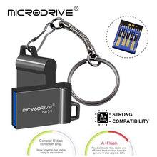 Super mini metal usb 3.0 flash drive 64GB 32GB 16GB USB 3.0 flash drive portable 128GB memory stick Pendrive Storage flash disk