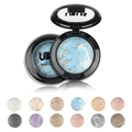 12 Style Baked Eye Shadow Powder Makeup Palette Shimmer Metallic Glitter Cream Eyeshadow Palette Y2