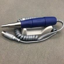 45000 об/мин плюс 105-2,35 Ручка напильник биты полировщик ногтей Ручка Для Saeyang сильный 210 204 90 серии электрический ногтей сверла машина