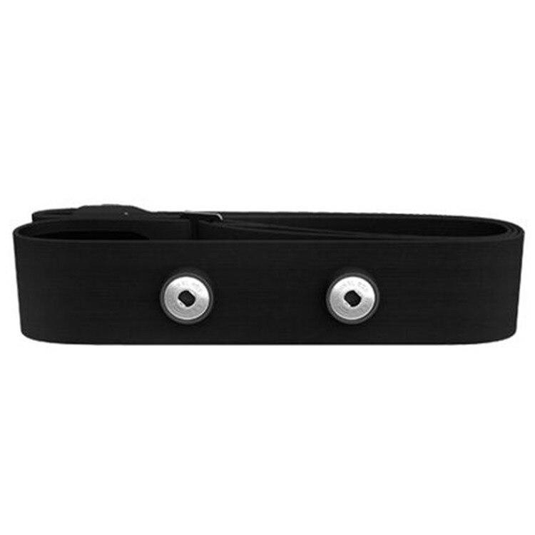Elastic Belt Strap Band Heart Rate Chest Belt For Garmin Wahoo Polar Runtastic Heart Rate Monitor Bluetooth 4.0 Ant Transmitters