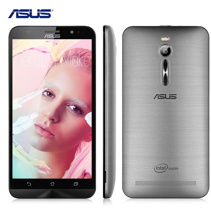 original asus zenfone 2 ze551ml intel atom z3580 2 3ghz 5 5 cell phones android 5 0 4gb ram. Black Bedroom Furniture Sets. Home Design Ideas