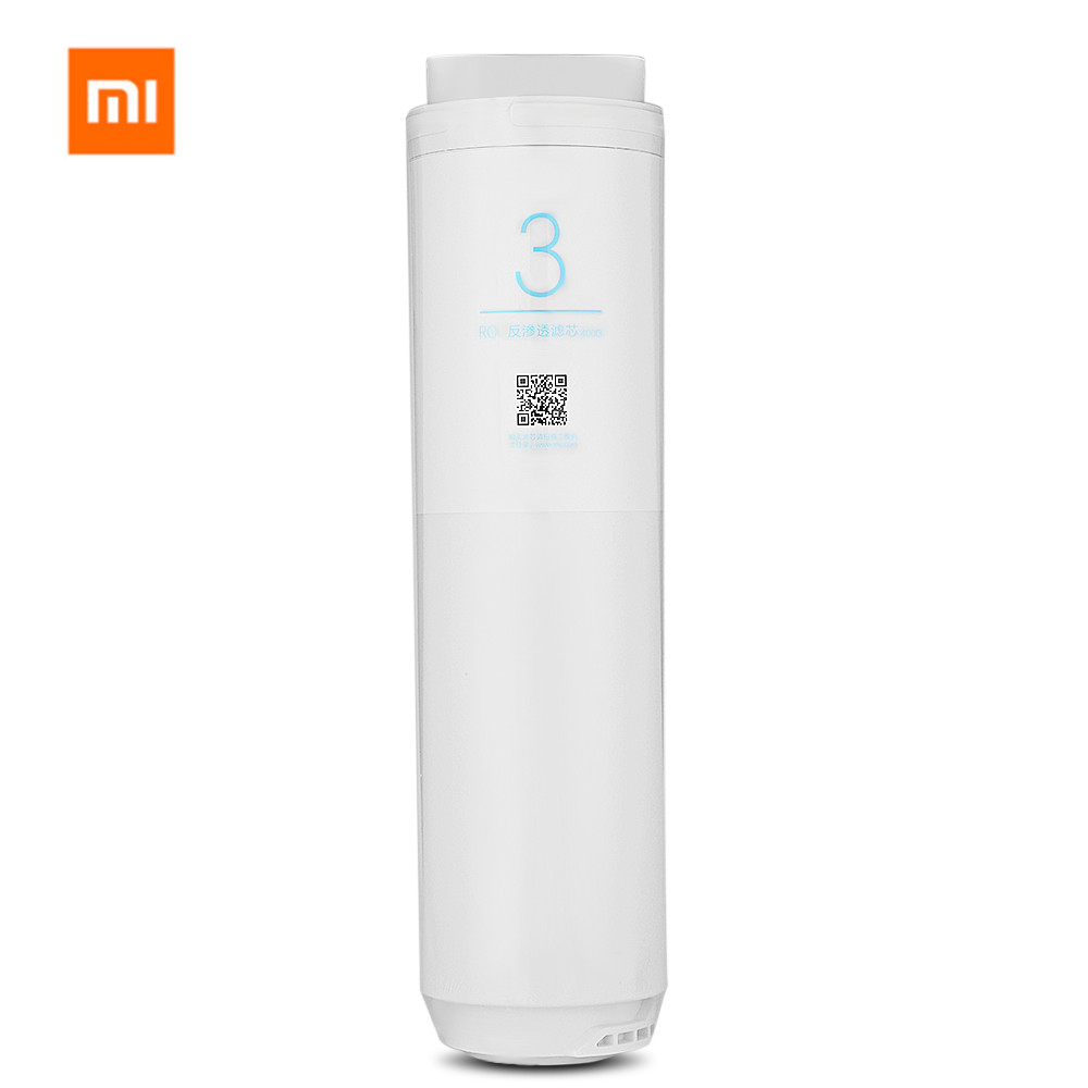 Xiaomi Mi Original Water Purifier RO Filter Smartphone Remote Control Water Filters Home Appliance Reverse Osmosis Filter
