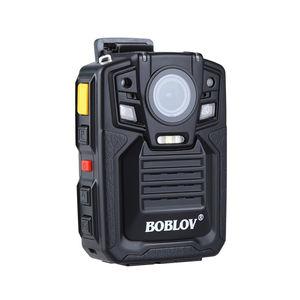 Image 2 - BOBLOV HD66 02 64GB HD 1296P Ambarella Body Camera Wearable 2.0 LCD HDMI Police Mini Camera Video Recorder With External HD Lens