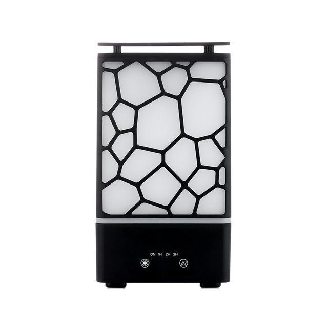 Mini USB Ultrasonic Water Cube Shape Humidifier Air Humidifier Aroma Essential Oil Diffuser Aromatherapy for Office SPA