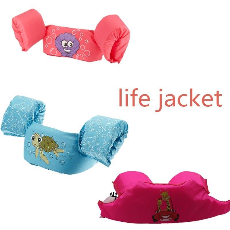 Brinquedo do Banho desenhos animados vida jaqueta colete Tipo : Brinquedo Flutuante Educativo