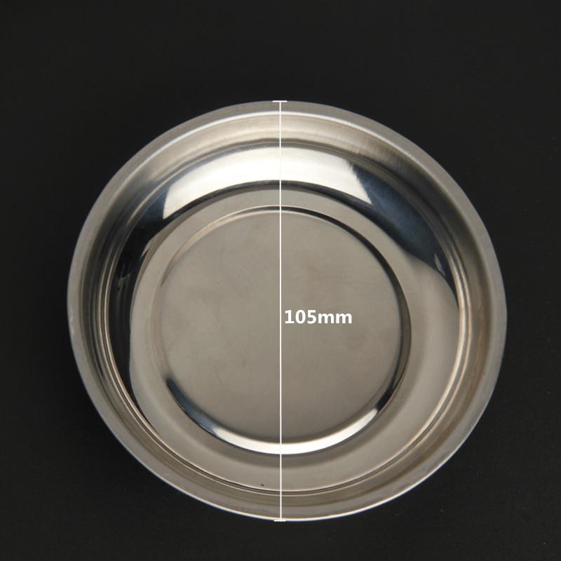 Kruvialus ümmarguse magnetilise roostevabast terasest magnetilise - Tööriistade hoiustamine - Foto 4