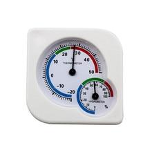 Портативный Крытый Открытый Цифровой термометр гигрометр-20~ 50 градусов высокая точность Мини указатель темп влажность погода метр