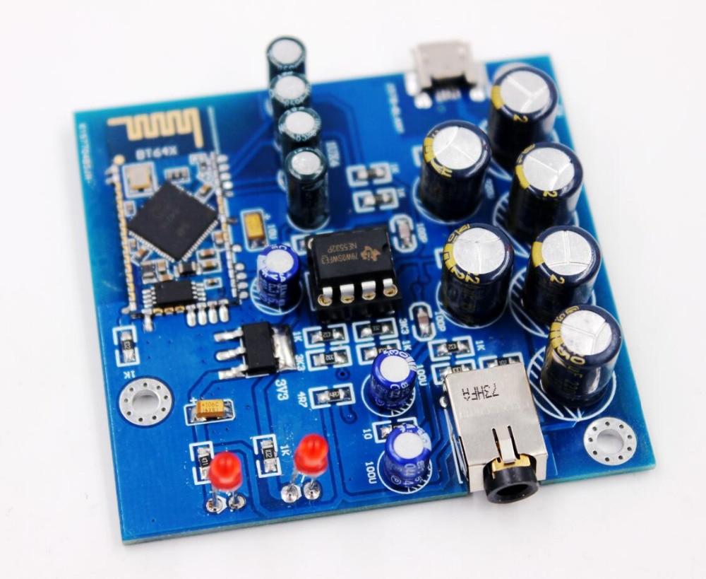 Funkadapter Bluetooth 4,2 Aptx Audio Receiver Wireless Adapter Hifi Mit Op-amp Ne5532 3,5mm Für Auto Verstärker Lautsprecher Geändert Unterhaltungselektronik