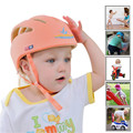 Детская шапка для шлема, защитная шапка для защиты от столкновений, для младенцев, для прогулок, мягкая хлопковая сетчатая шапка, бампер для ...