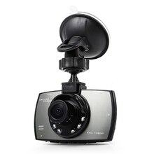 רכב DVR מצלמה מראה ראיית לילה נהיגה מקליט מצלמה מיקרופון מובנה רמקול אוטומטי מקליט מראה לבן איזון