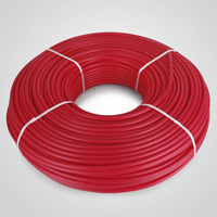 1/2in  x 1000ft feet Pex Tubing Oxygen Barrier O2 EVOH Pex B Red Radiant Floor Heat|Woodworking Machinery Parts| |  -