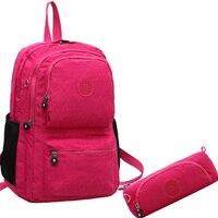 ACEPERCH Casual 2018 Mochila Kiple School Bag 100 Original High Quality Nylon School Backpack Mochilas Buy