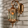Outdoor Waterproof Vintage Wall Lamp Vintage Wall Light Series Item Feel the Air Restoring Ancient Ways Free Shipping