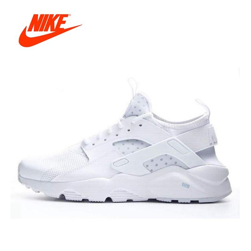 Original NIKE 2017 Summer AIR HUARACHE RUN ULTRA Men's Running Shoes Sneakers meri huarache shoes