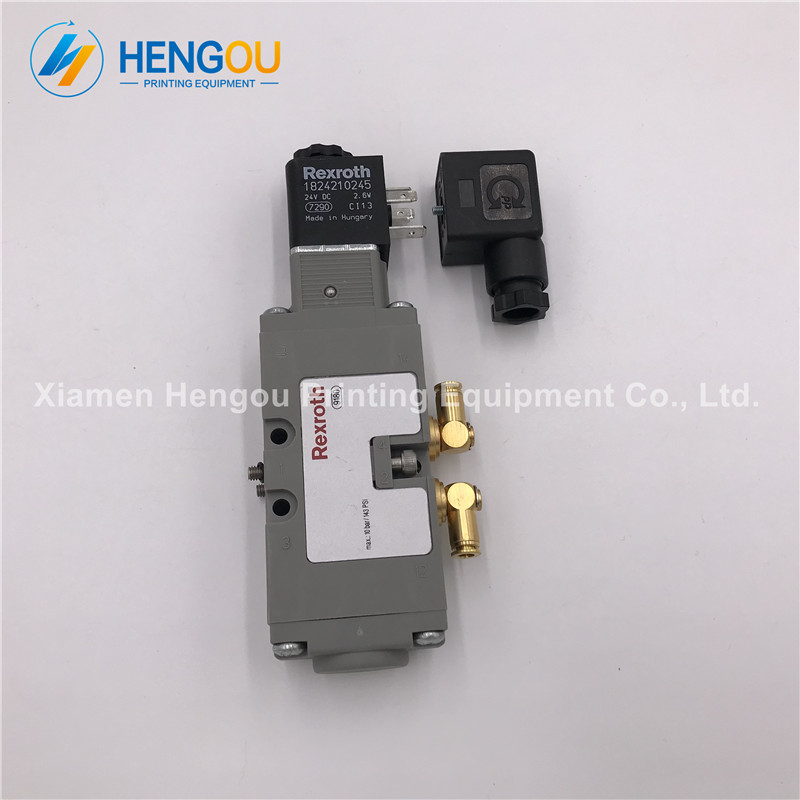 1 Piece China Post Free Shipping Heidleberg Solenoid valve DC 98.184.1041 61.184.1041 M2.184.1051 M2.184.1171 original 24V 1 piece directional control heidleberg solenoid valve 98 184 1041 61 184 1041 m2 184 1051 m2 184 1171 original