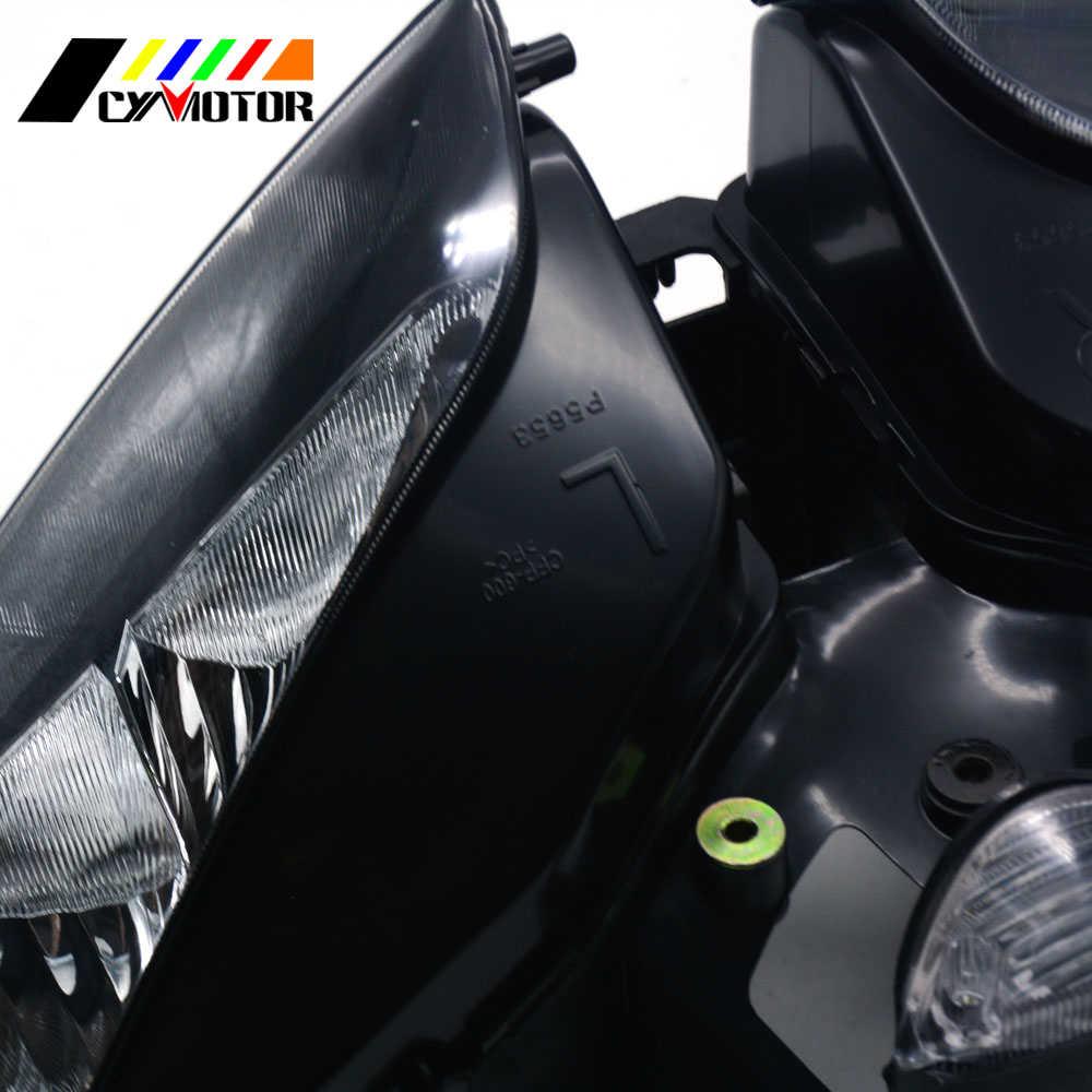 オートバイのフロントヘッドライトヘッドランプホンダ Cbr600rr Cbr 600rr Cbr600 Rr 2003 2004 2005 2006 03 04 05 06
