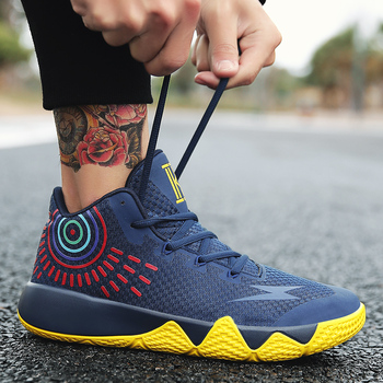 GUDERIAN Breathable Casual Shoes For Men Fashion Sneakers Men Basketball Shoes Outdoor Walking Couple Shoes Zapatillas Homme boussac basketball shoes for men breathable comfort sneakers outdoor air cushion sport shoes men trainers zapatillas