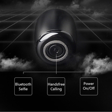 BM3 TWS Metal Super Mini Wireless Bluetooth Speaker Portable Small Pocket Size with Selfie Remote Control Microphone Lanyard