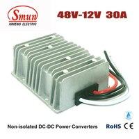 SMUN 48V TO 12V 30A 360W DC DC Step Down Converter Car Power Supply