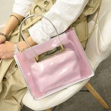 2017, летние волна, сумка на плечо, желе, портативный baozi, мать мешок, цепи ME712