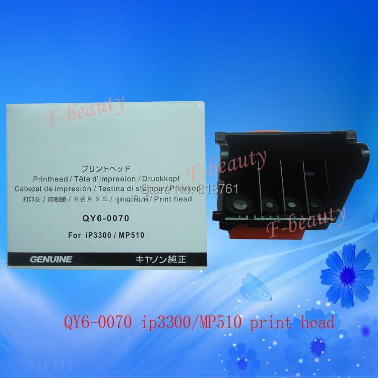 ФОТО New Original Print Head QY6-0070 Printhead Compatible For Canon iP3300 iP3500 MP510 MP520 MX700 Printer Head