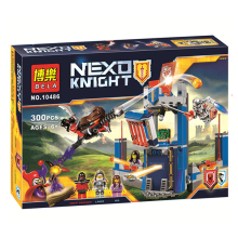 2016 Limited Edition LEPIN Knights Building Blocks Merlok's Library 2.0 Buildable Figures Compatible With 70324 Nexus Legoelieds