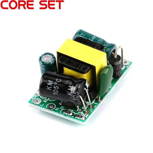 5V/12V odizolowany przełącznik moduł zasilania AC-DC Buck moduł obniżający 400 ma/700mA 3.5W 4.5W
