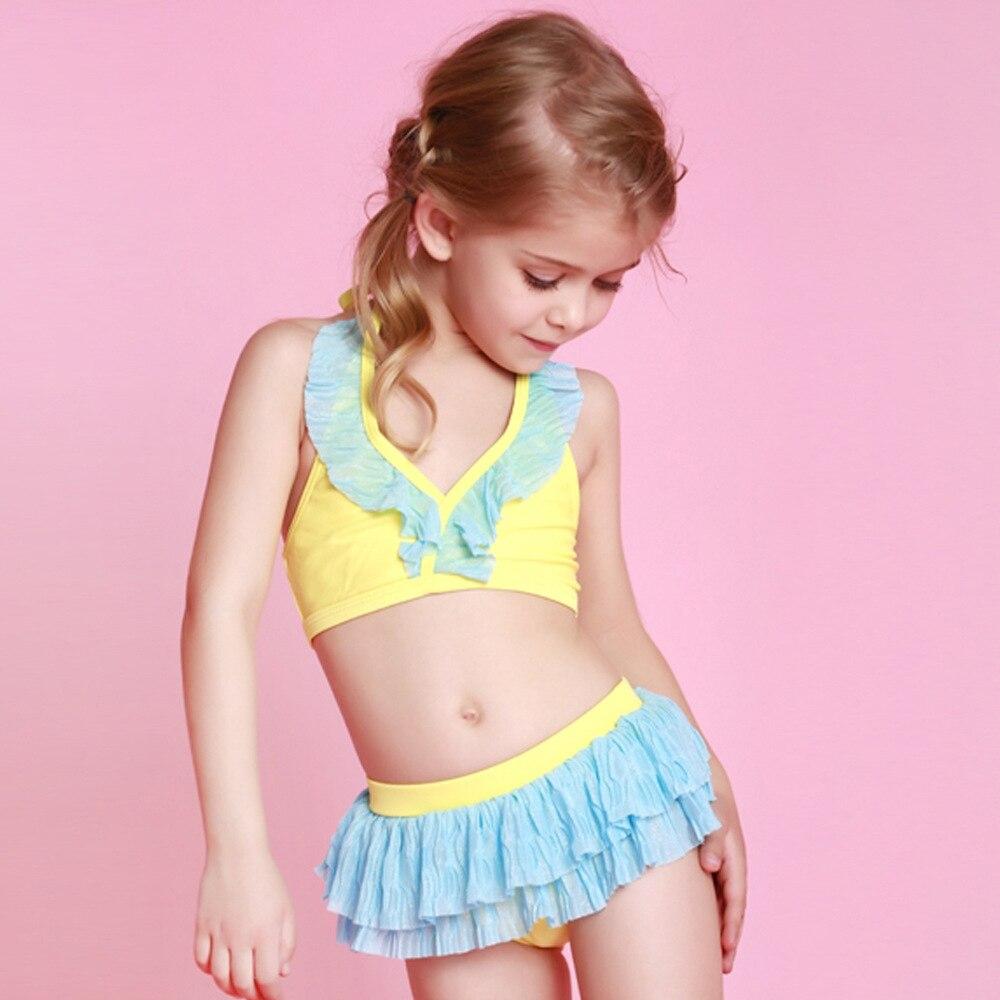 Bikinis With Skirt 119