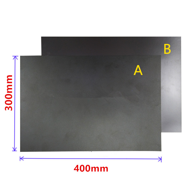 300x400mm/300x200mm Magnetic Print Bed Tape Print Sticker Build Plate Tape Flex Plate System Great For Pla Printing 3d Printers & 3d Scanners