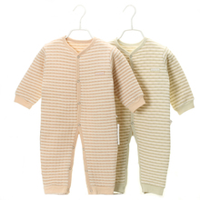 Baby Romper Girl & Boy Long Sleeve Organic Cotton Autumn & Winter Clothing Set for Newborn Natural Fabric Jumpsuits & Clothes