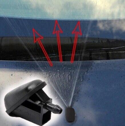 2 шт./компл. в форме вентилятора распыления воды для Ford Focus 3 хэтчбек седан глава Refires специальные очиститель струи шайбы