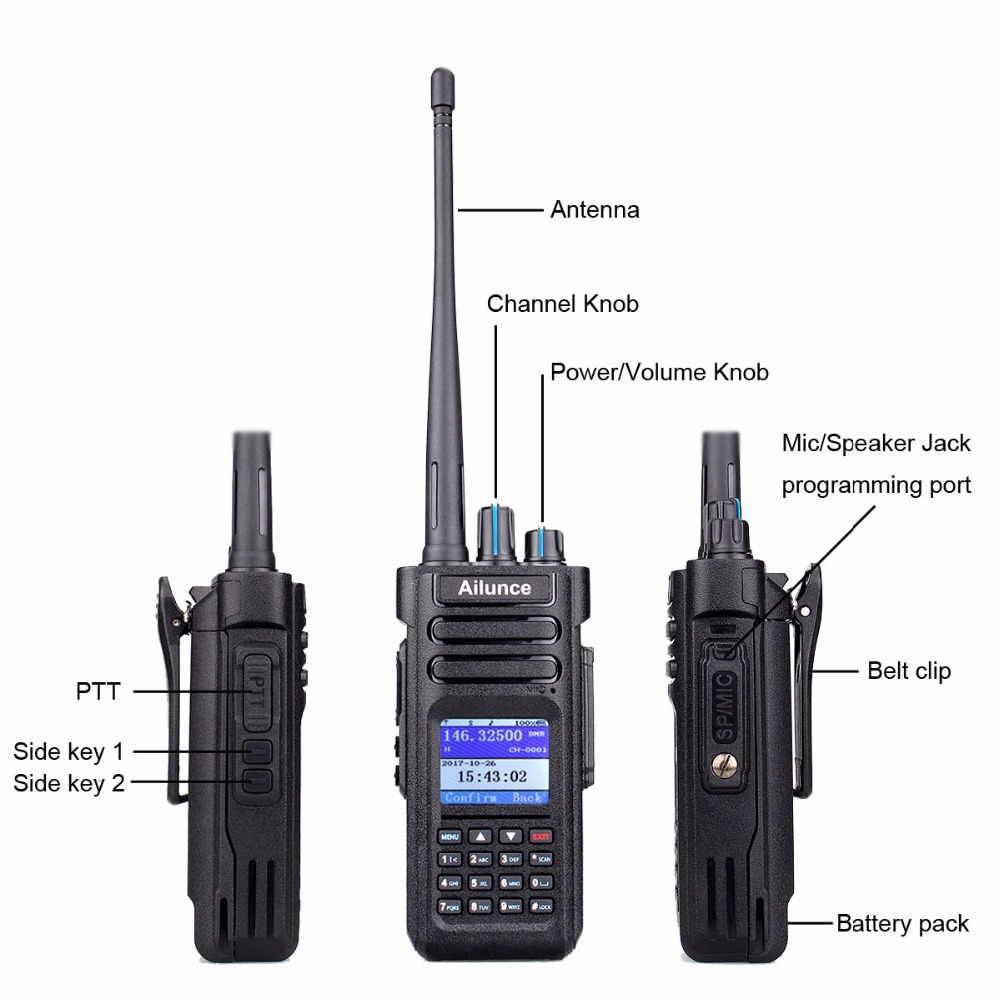 Talkie IP67 Expression States