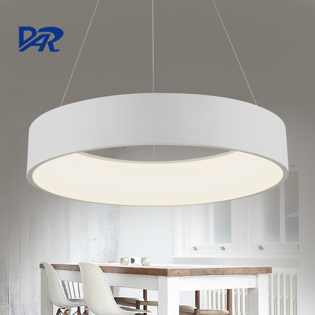Gray White Acrylic Ring Pendant Lights D45 60cm Circle Lustre Led Dining Room Hanglamp Modern Lighting.jpg 640x640 10 Unique Lustre Bar