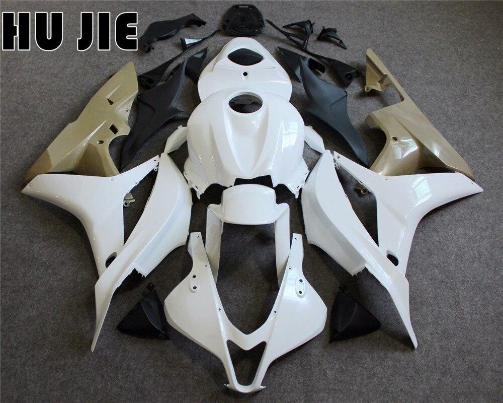 ABS Injection Molding Unpainted Fairing Kit For Honda CBR600RR CBR600 RR CBR 600 RR F5 2007 2008 07 08 Bodywork Fairings