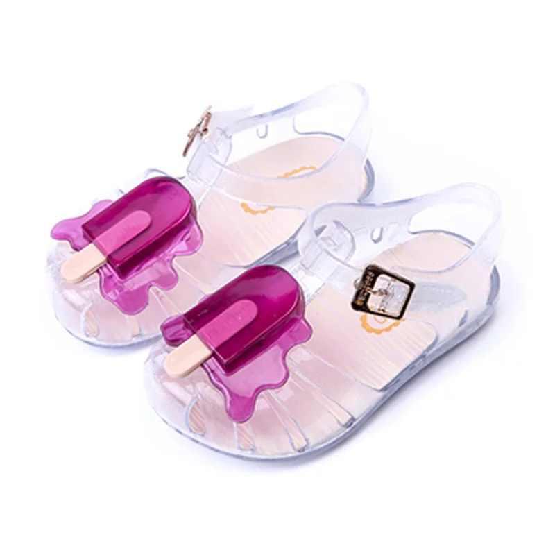 Kids Mini Melissa Jelly Sandals