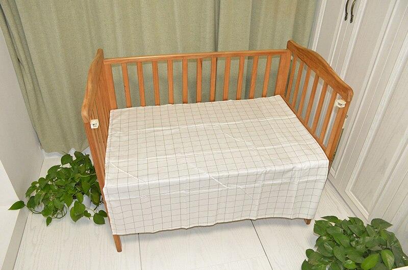 Детская простыня adamant ant, хлопок, простыни для новорожденных, Мультяшные Детские простыни, Защита окружающей среды, реактивный принт, 150X90 см - Цвет: NO3