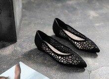Nieuwe Modieuze Vrouwen Platte Schoenen
